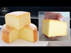 Receta de pastel de yogur / Pastel fácil / receta simple - YouTube