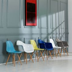 DAW Chair in Fibreglass
