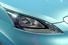 Nissan представил электрокар e-NV200