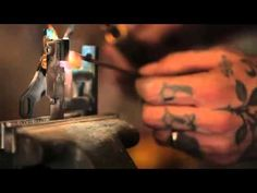 ▶ Tim Hendricks Hand Made Tattoo Machines -