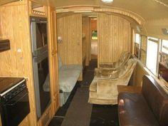1992 Ward School bus Converted...Tiny House Listings