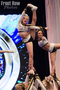 Everything Cheer - World Cup Shooting Stars - Worlds 2014