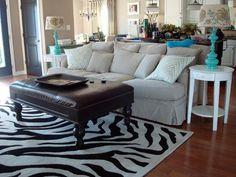 Julie Davidson, you need this rug!