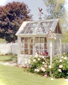 4 Awesome Garden Shed Design Ideas