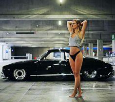 Old VW's and girls. stuff I find and repost Vw Modelle, Vw Lt, Hot Vw, Bus Girl, Volkswagen Karmann Ghia, Volkswagen Group, Vw Classic, Girly Car, Vw Cars