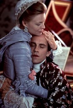 Les liaisons dangereuses - John Malkovich with Michelle Pfieffer