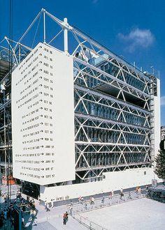 ACG Paris: Centre Pompidou