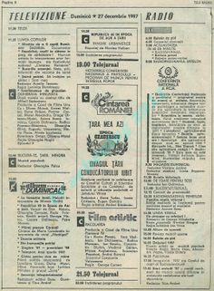 TV/Radio program, 1897 Tv Radio, Tv On The Radio, Socialism, Adolescence, Romania, Programming, Polaroid, Computer Programming, Polaroid Camera
