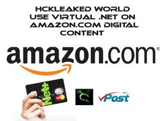 Neteller is going massive and more popular every month and a lot of people with Amazon accounts wants to know if you can use your .NET Virtual or Plastic Mastercard on Amazon.com to make purchases without any verification issues.Digital content on Amazon is really wanted worlwide for it's l