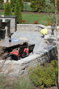 """See our web site for more relevant information on """"patio pavers"""". It is an outstanding place for more information. Paver Designs, Free Standing Wall, Paver Walkway, Patio Design, Backyard Patio, Outdoor Decor, Design Ideas, Amazing Flexibility, Internet"""
