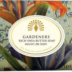 Savon exfoliant Gardeners 200 g (The English soap Company)
