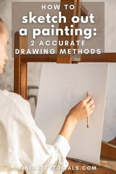 Learn the grid method and transfer method to accurately create drawings on canvas before you start painting. #drawing #drawingoncanvas #gridmethoddrawing #transferdrawing #howtodraw #accuratedrawing #sketching #drawingtutorials #realisticdrawing #arttutorials #paintingtutorials #canvaspainting Learn Art, Learn To Paint, Create Drawing, Realistic Drawings, Art Tips, Art Tutorials, Painting & Drawing, Grid, Improve Yourself