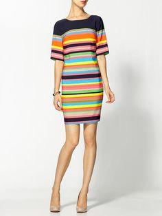 trina turk flagimi dress - love the colors!