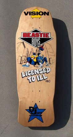 Vision Beastie's deck skateanddestroy sk8anddestroy KickThatBike gleamingthecube sidewalksurfingcubegleamers somethingwickedthiswaycomes sidewalksurfing SidewalkSurfer sidewalsurf skateordie sk8ordie sk8 skate skateboards skateboard skateboarding sk8boards sk8board sk8boarding haveyouseenhim animalchin 80sskateboard 80sskateboarding