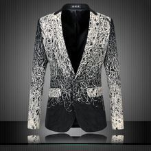 Blazer Men Luxury Brand Mens Floral Blazer Costume Homme Luxe Unique Mens Blazers Vintage Suit Casual Jacket 5-6XL Plus Size Q19     Tag a friend who would love this!     FREE Shipping Worldwide     #Style #Fashion #Clothing    Buy one here---> http://www.alifashionmarket.com/products/blazer-men-luxury-brand-mens-floral-blazer-costume-homme-luxe-unique-mens-blazers-vintage-suit-casual-jacket-5-6xl-plus-size-q19/