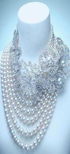 Exquisite Pearl Design ♥✤ | KeepSmiling | BeStayBeautiful