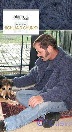 sweater in elann.com Peruvian Highland Chunky