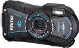 Pentax Optio WG-1 Adventure Series 14 MP Waterproof Digital Camera with 5x Wide-Angle Optical Zoom (Black) Short