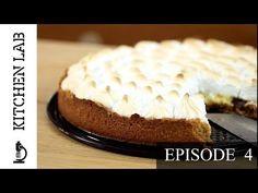 Lemon Hazelnut-Chocolate Praline Tart | Akis Petretzikis