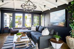 California dreaming Patio Interior, Interior Design, Decoracion Vintage Chic, Snug Harbor, Outdoor Spaces, Outdoor Decor, Rustic Style, Terrace, Outdoor Furniture Sets