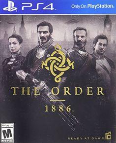The Order: 1886 - PlayStation 4 Sony http://smile.amazon.com/dp/B00DBLBMBQ/ref=cm_sw_r_pi_dp_NwDdwb0MHZEWC