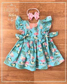 Kids Frocks Design, Frock Design, Amelia Dress, Batwing Sleeve, Baby Girl Fashion, Baby Patterns, Beautiful Children, Baby Girl Newborn, Toddler Outfits