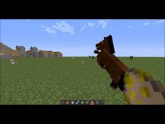 Minecraft Tutorials - How To Tame Mobs