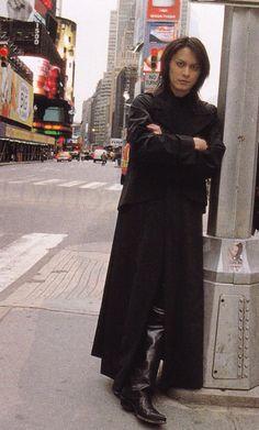 BUCK-TICK 櫻井敦司 身長177cmなんだよね。180cmはあると思ってたー。足長い!