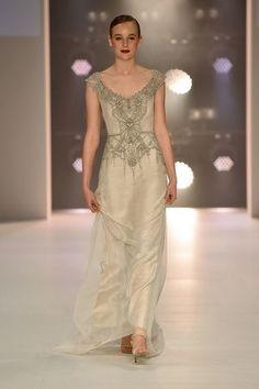Gwendolynne Elke Wedding Dress