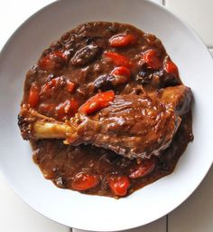 Click Pic for  50 St Patricks Day Food Ideas - Braised Guinness Lamb Shank Stew | St Patricks Day Recipes