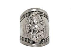 Buddha Adjustable yoga ring