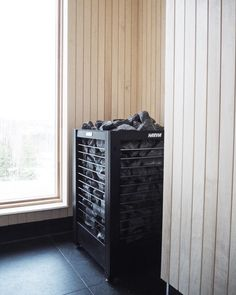 time to take this black beauty for a test drive Sauna Room, Saunas, Home Spa, Driving Test, Armoire, Locker Storage, Curtains, Interior Design, Modern