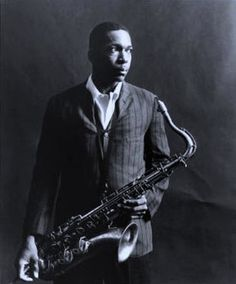 """John William Coltrane, also known as """"Trane"""", was an American jazz saxophonist and composer. Working in the bebop and hard bop idioms early in his career, Coltrane helped pioneer the use of modes in jazz and later was at the forefront of free jazz. Free Jazz, Jazz Artists, Jazz Musicians, Soul Artists, Francis Wolff, A Love Supreme, Hard Bop, Stoner Rock, Pop Rock"""