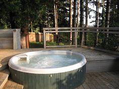 VRBO.com #148455 - Westgate-Japanese a-Frame - Ocean Views, Hot Tub, Large Deck, Privacy