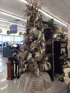 this beautiful tree is on displaysale at hobby lobby in the woodlands very - Hobby Lobby Christmas Tree Sale
