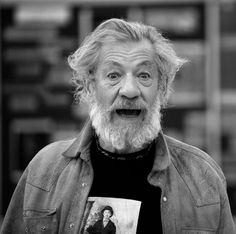 Sir Ian McKellen again ^)