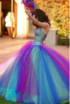 Grad Dress for Banquet. Kinda what I want, but in a solid color.