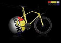 Look track bike Cool Bicycles, Cool Bikes, Urban Cycling, Bike Frame, Bicycle Design, Vintage Bikes, Cycling Bikes, Bike Stuff, Man Stuff