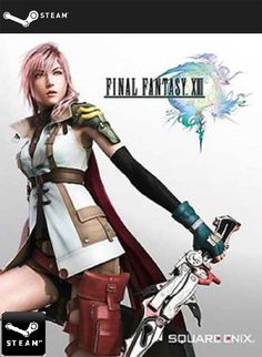 FINAL FANTASY® XIII (STEAM GIFT) DIGITAL 9,99€