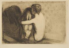 Edvard Munch - Consolation