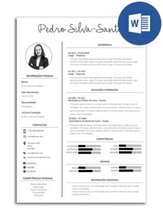 10 best free resume cv templates in ai indesign word psd modelo exemplo de curriculum curriculo cv templatedesign yelopaper Images