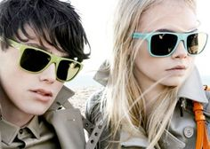 Burberry Brights eyewear collection!!!