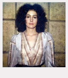 A gallery of polaroids snapped on the set of Blade Runner, from the private collection of actress Sean Young 30 ITEMS