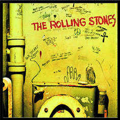 Rolling Stones - Beggars Banquet (High Quality LP)