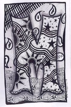40 beautiful doodle art ideas zentangle рисунки, зентангл, г Doodle Art Name, Doodle Alphabet, Doodle Art Letters, Doodle Lettering, Creative Lettering, Letter Art, Zentangle Drawings, Doodles Zentangles, Doodle Drawings