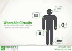 Wearable Circuits And Their Role In The Monitoring of Health, Life & Habits - Printed Circuit Board, Circuits, 20 Years, Read More, Engineering, Hardware, Technology, Electronics, Business