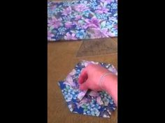 How I basically made my first One Block Wonder quilt. #3