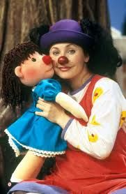 You know you had an awesome childhood if you were able to watch this show The Big Comfy Couch