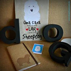 Para quem ama Sheepdog ♥
