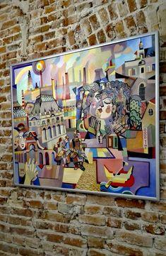 W ogólnodostępnej części budynku, Restauracji i Lobby, funkcjonuje galeria sztuki ze zmienną ekspozycją. Prezentowane w niej prace z zakresu fotografii i malarstwa zawsze nawiązują do Łodzi, zachodzących w niej zmian, wydarzeń historycznych i sztuki. Galeria dostępna jest dla szerokiego grona odwiedzających 24h.